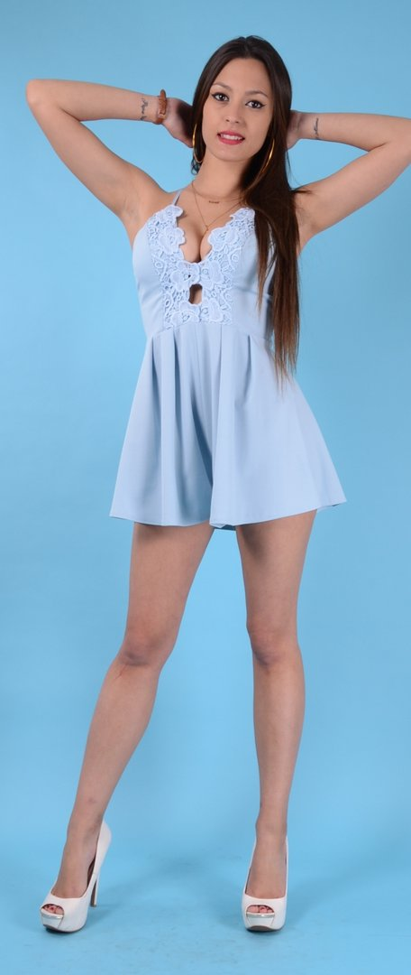 Vestidos mini short